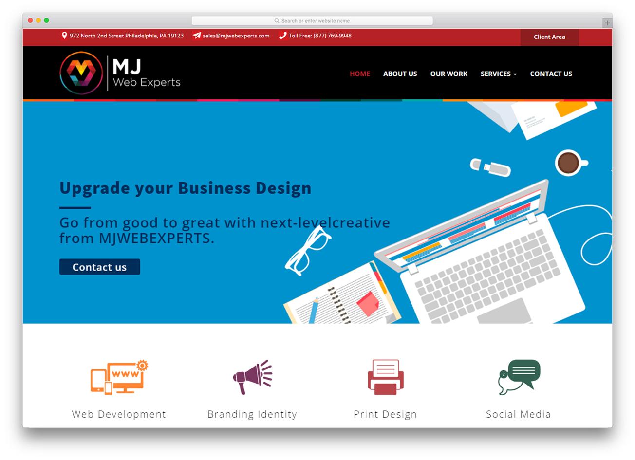 MJ Web Experts